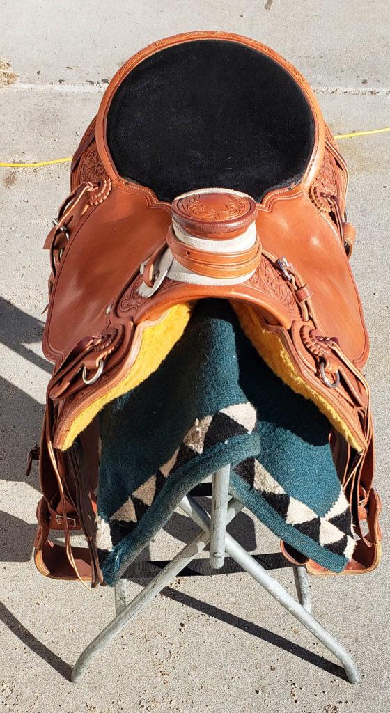 Image of a McCall Saddle